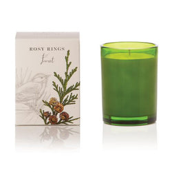 Forest Botanica Glass Candle