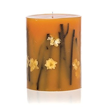 Honey Tobacco Botanical Candle