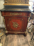 Louis XIV Cabinet With Brass
