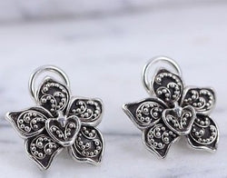 Lois Hill Flower Earrings