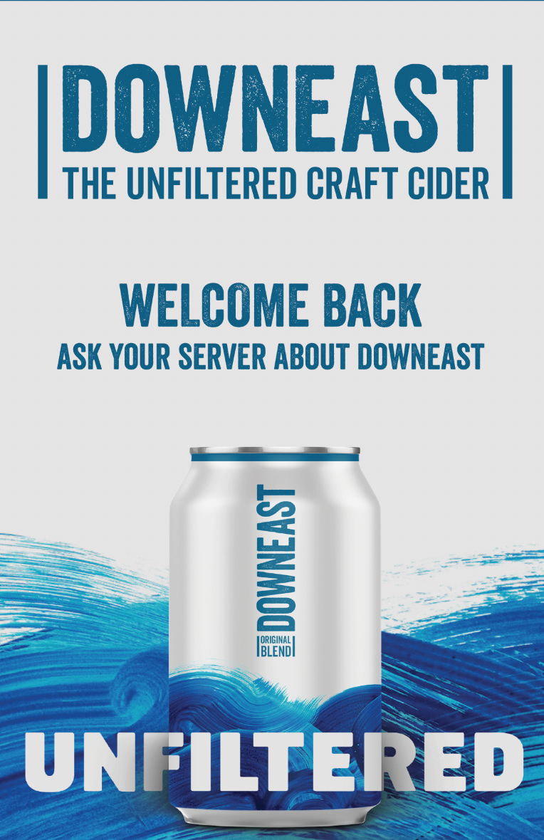 downeast promo poster