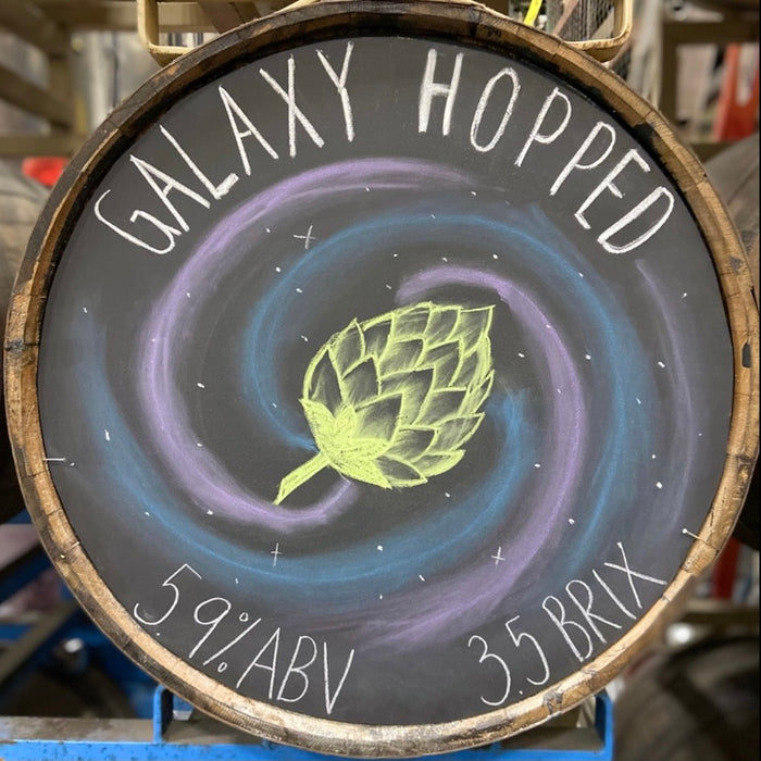 galaxy hopped - 32 oz