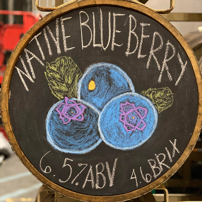 native blueberry - 32 oz