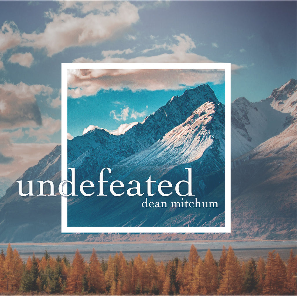 Undefeated CD NEW RELEASE!