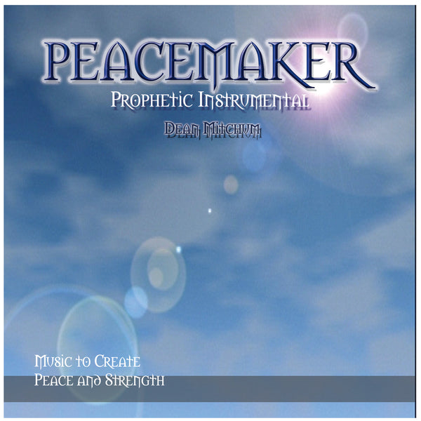 Peacemaker Instrumental CD