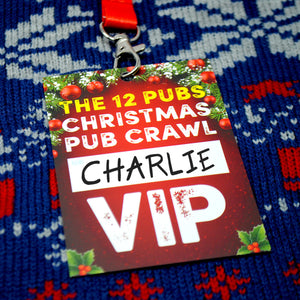 The 12 Pubs of Christmas Belfast Pub Crawl