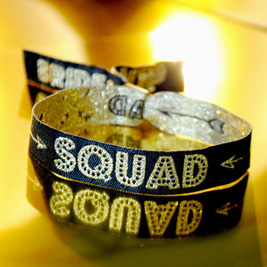 Brand New Bride Squad Wristbands