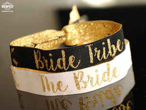 Bride Tribe Hen Party Wristbands Accessories