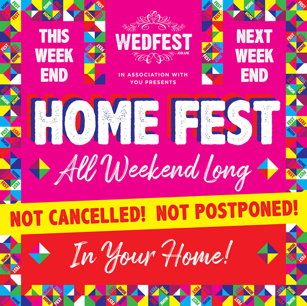 HOMEFEST Festival & HOUSE PARTY at Home Wristbands