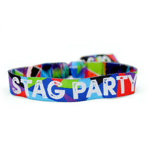 Stag Party Wristbands - Team Groom Accessories