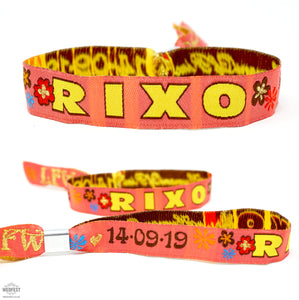 CUSTOM / PERSONALISED WRISTBANDS
