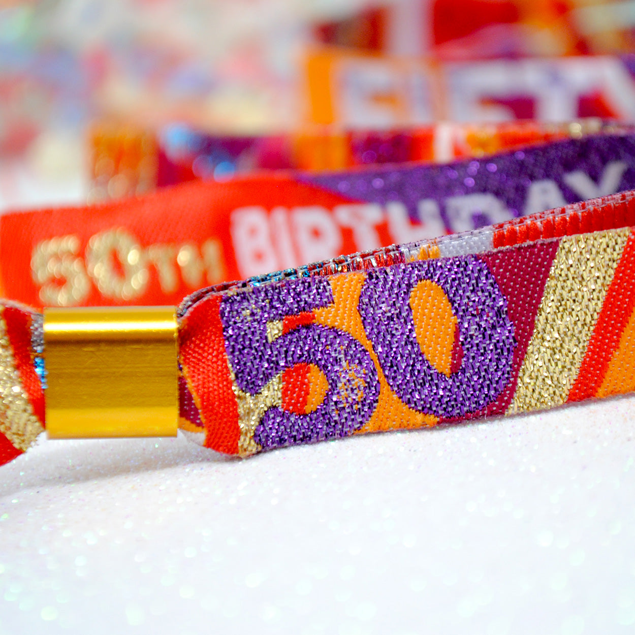 50th birthday party favours favors