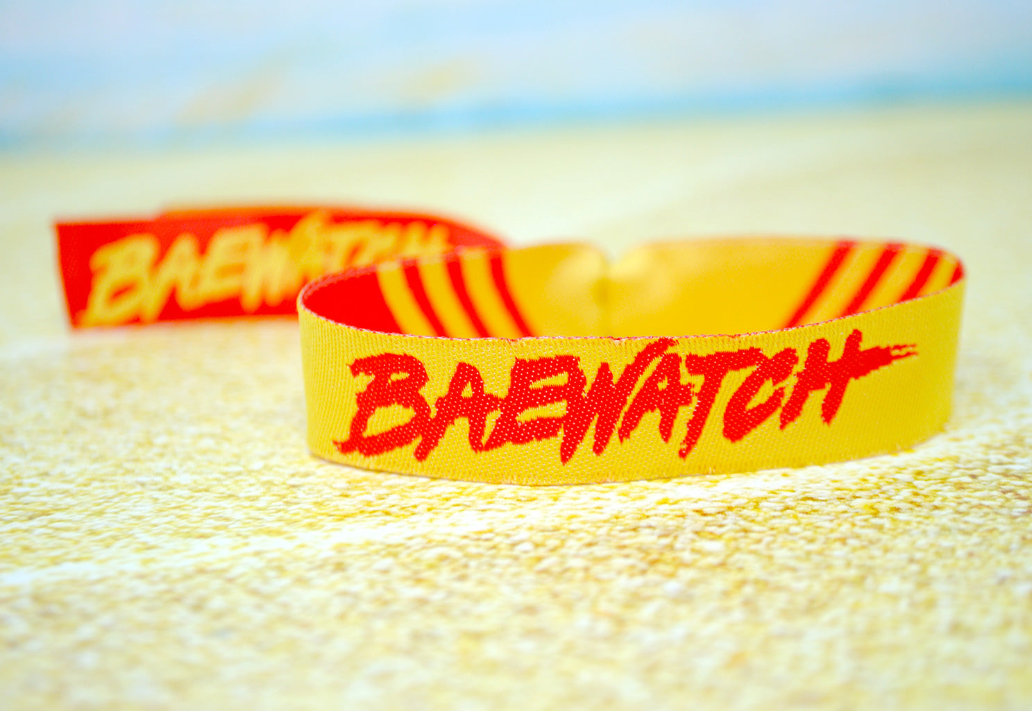 baewatch baywatch lifeguard hen party favours