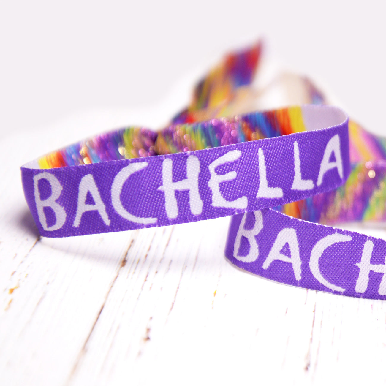 bachella bridal shower bachelorette party wristbands bracelets