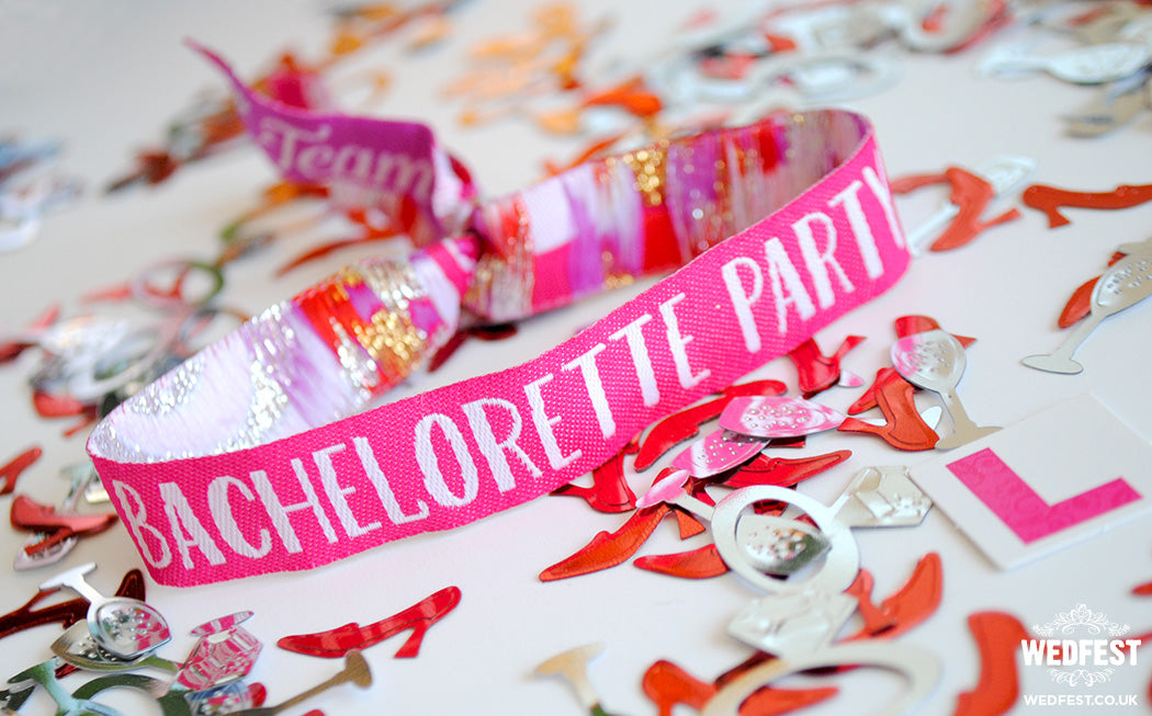 bachelorette party vip wristbands