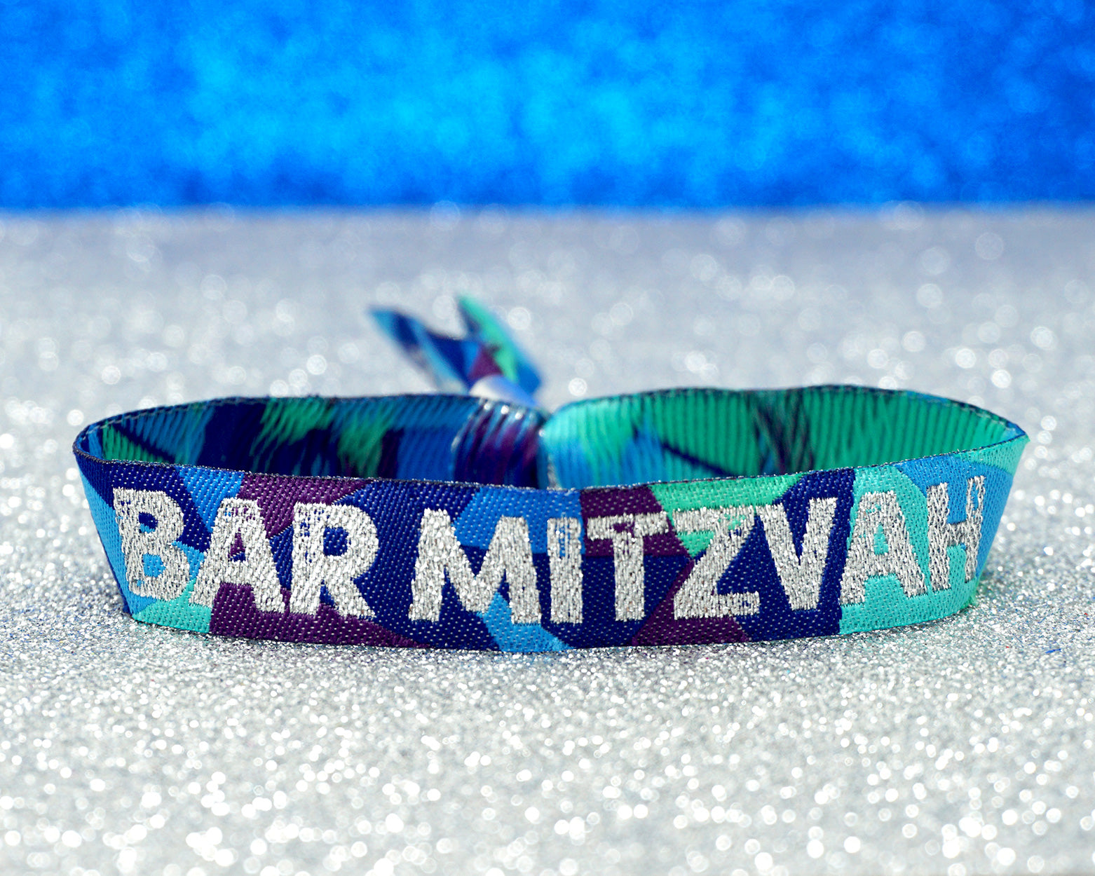 bar mitzvah festival party wristbands