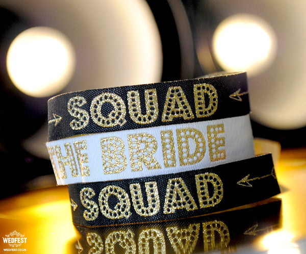 bride squad accessories hen and bachelorette parties