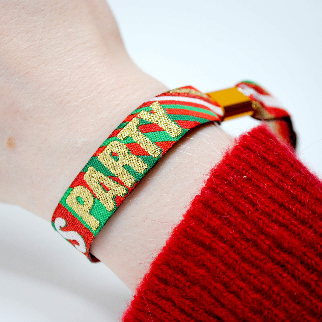 xmas party wristbands favours party supplies