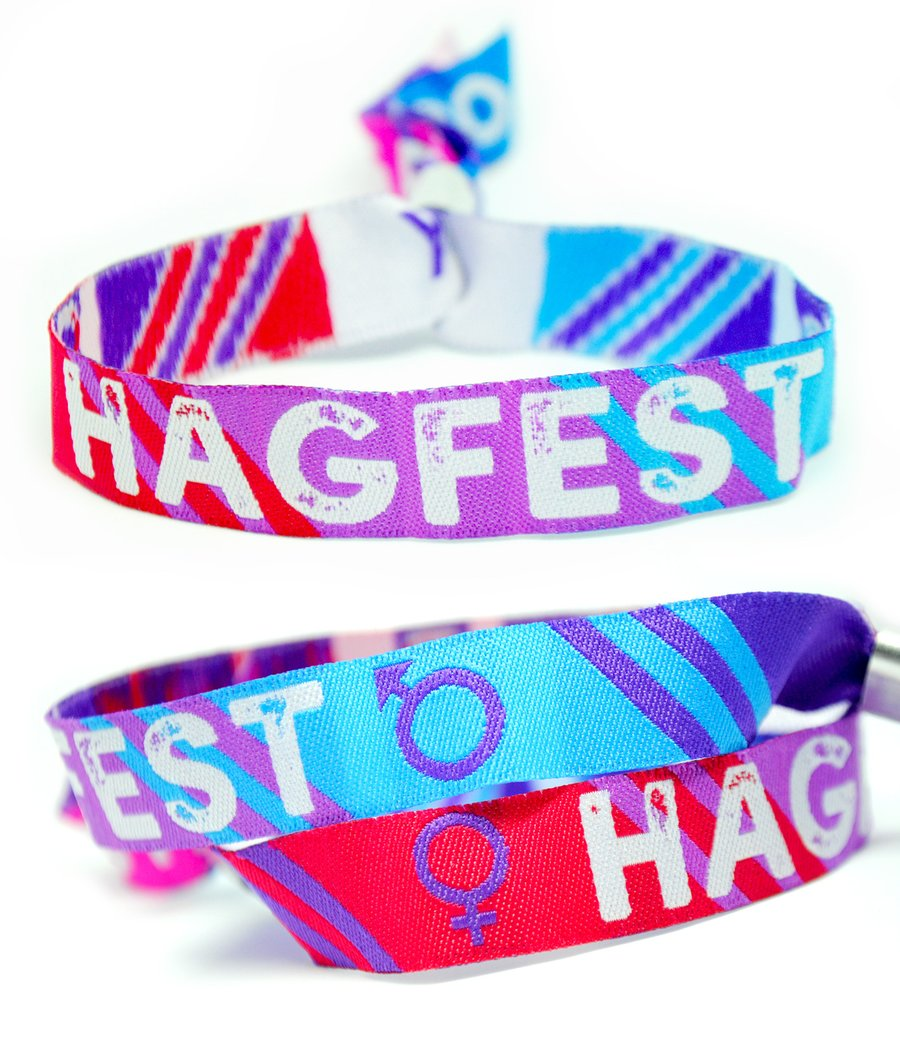 Hag Fest Sten Do Joint Hen Party & Stag do wristbands