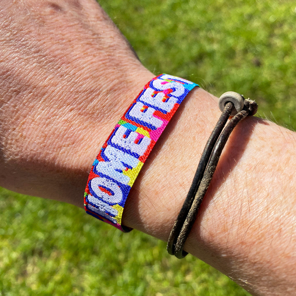 garden party festival style Armbänder wristbands
