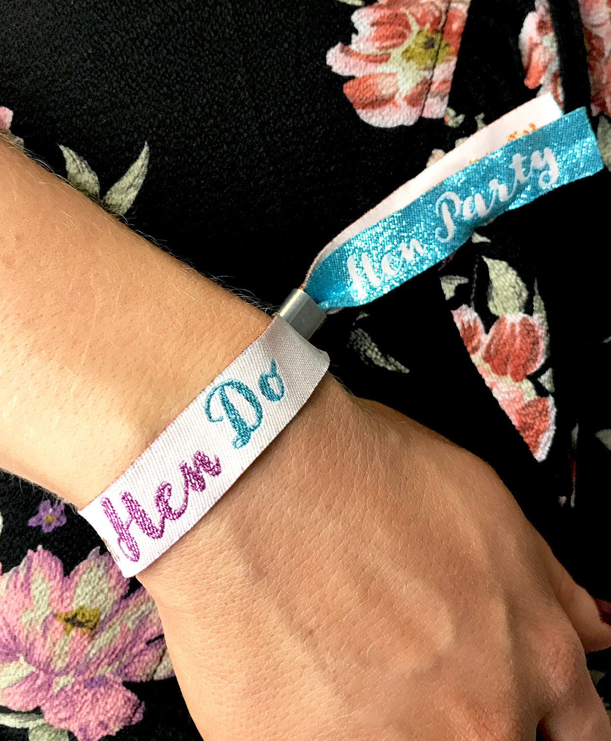 ibiza hen party wristbands accessories
