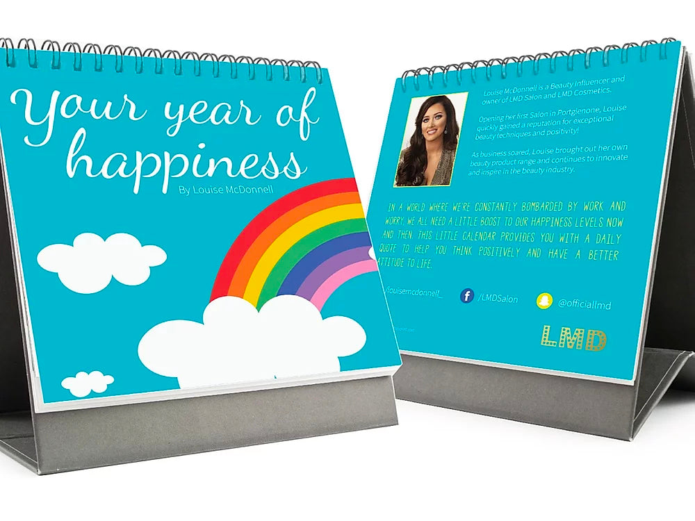 lmd year of happiness calendar