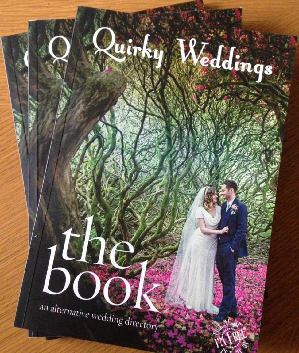 quirky weddings the book