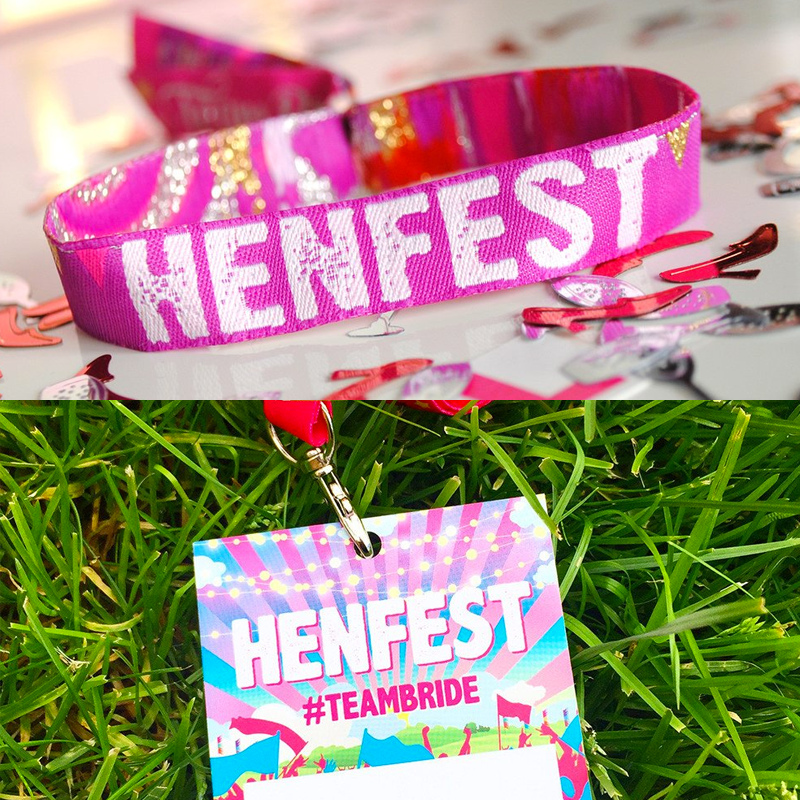 HENFEST Hen Party Accessories Bundle