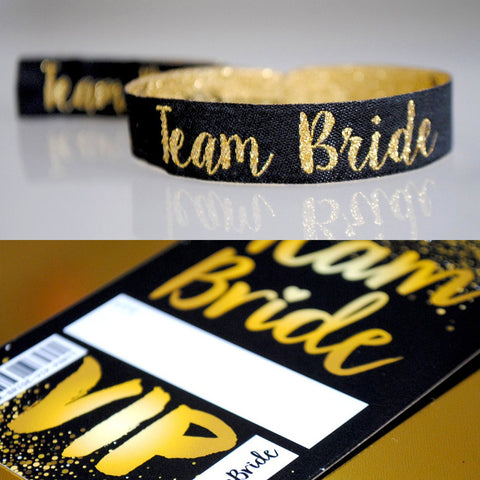 Team Bride Accessories Bundle
