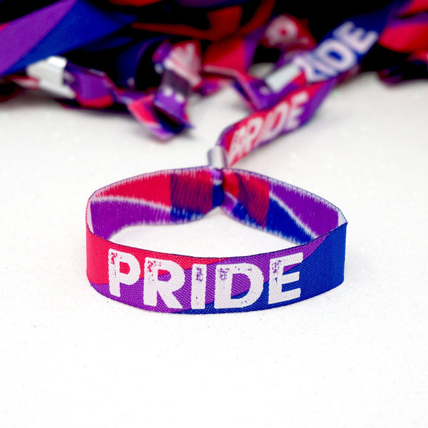 bisexual pride bracelets wristband accessories