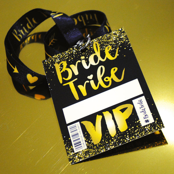 Bride Tribe VIP Hen / Bachelorette Party Lanyards