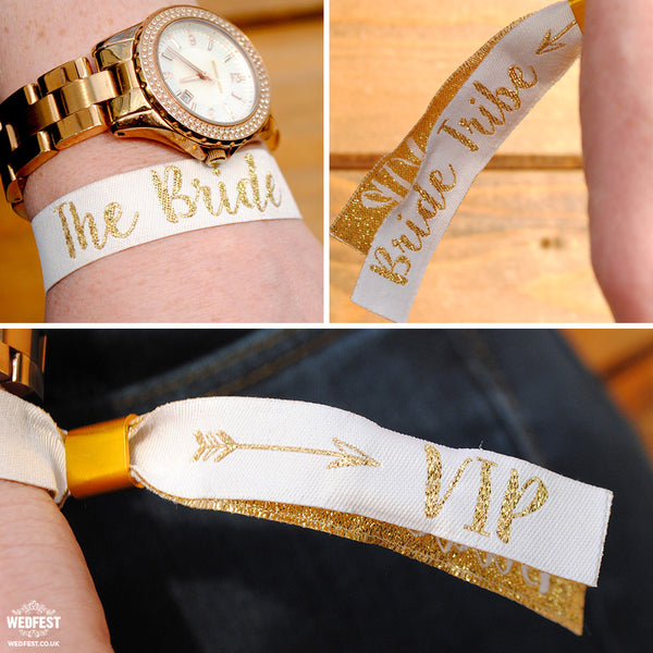 bride wristbands