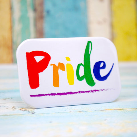 Gay Pride Badge ~ Gay Pride Accessories