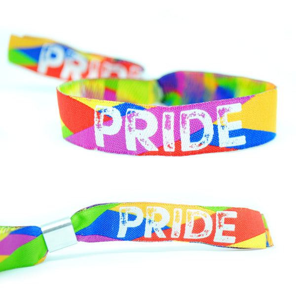 gay pride parade wristbands accessories