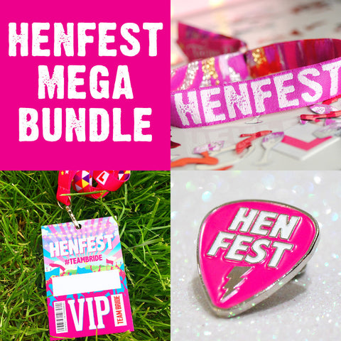HENFEST MEGA BUNDLE