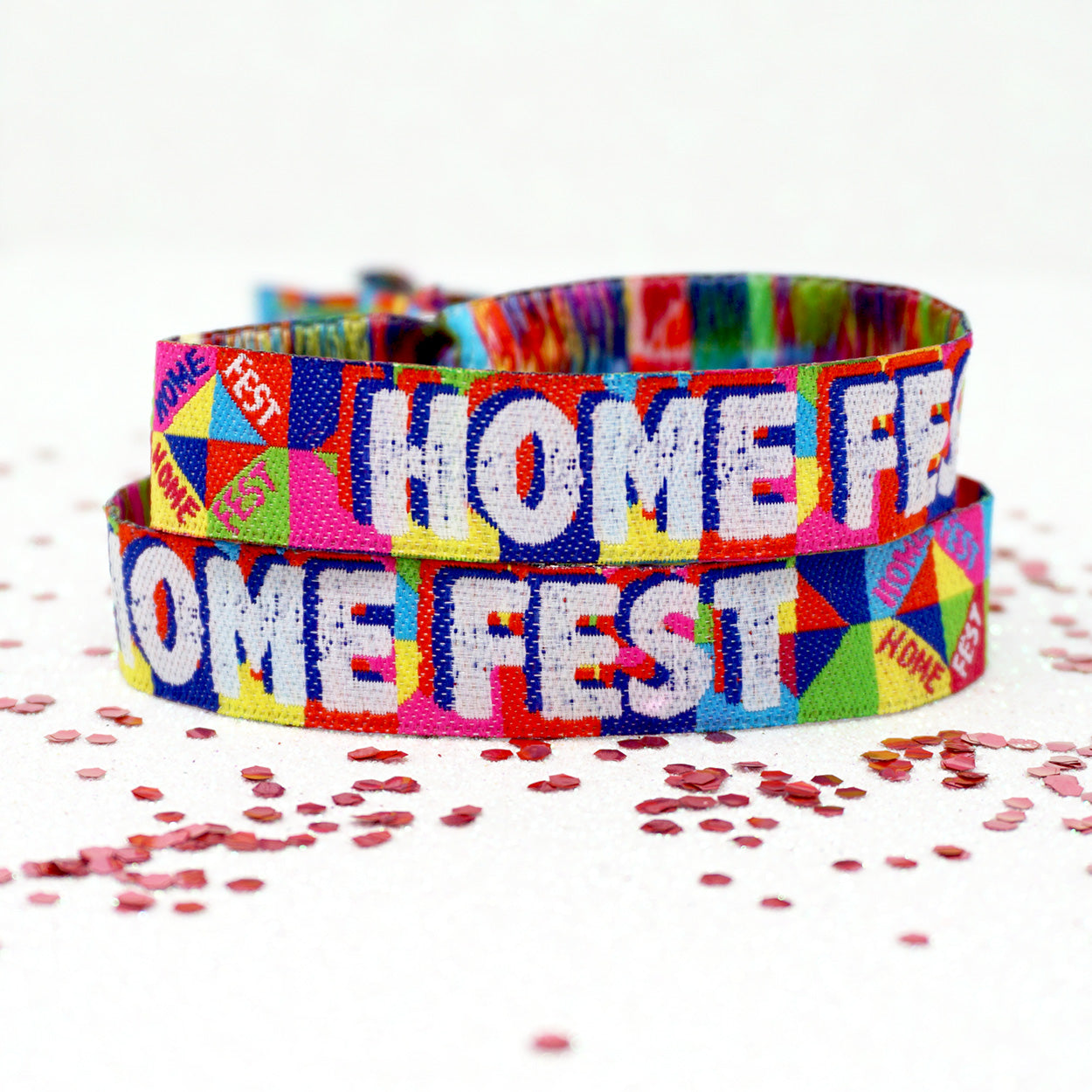homefest wristbands