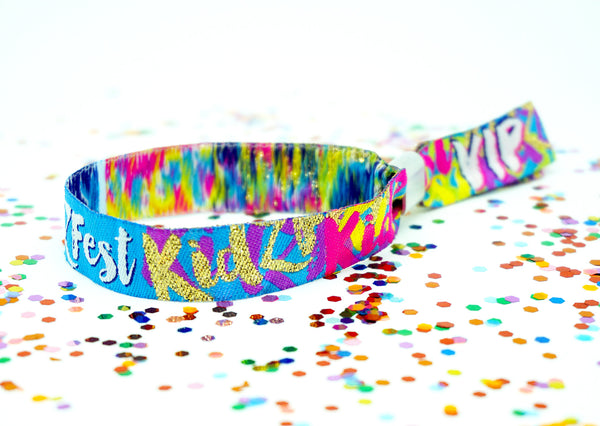 kidz fest kids fest childrens kids festival party wristbands