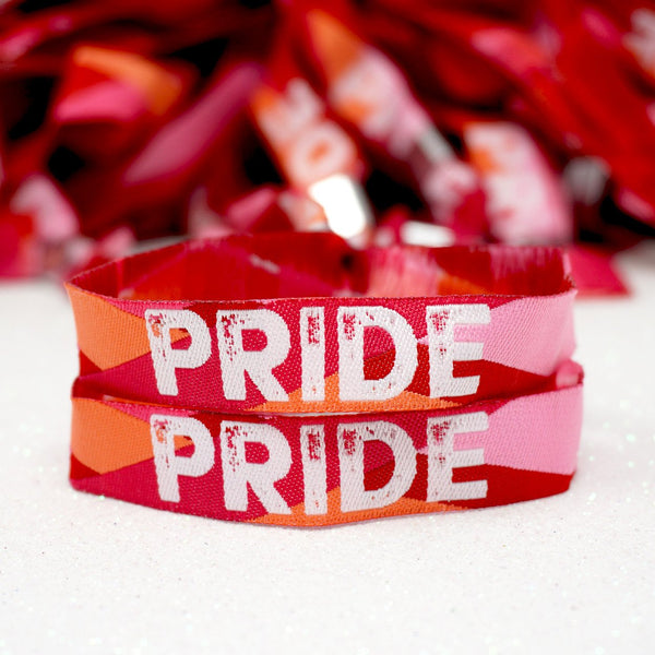 lesbian pride wristbands accessories