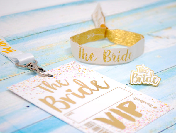 bride to be hen night accessories
