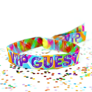 vip guest generic festival party vip wristbands