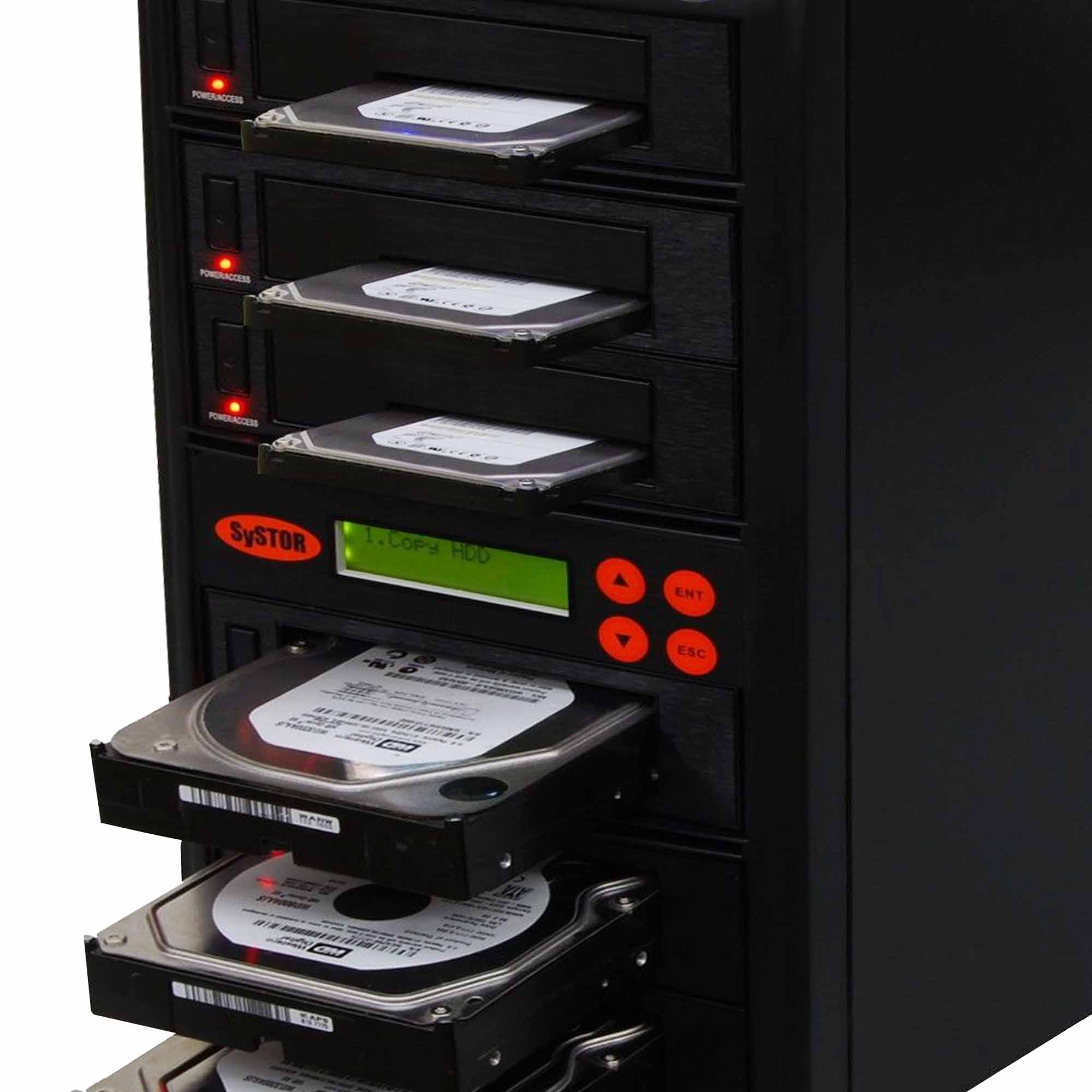 Hard Drive Duplicator Towers