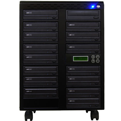 1-16 M-Disc Support CD DVD Duplicator - DuplicatorDepot.com