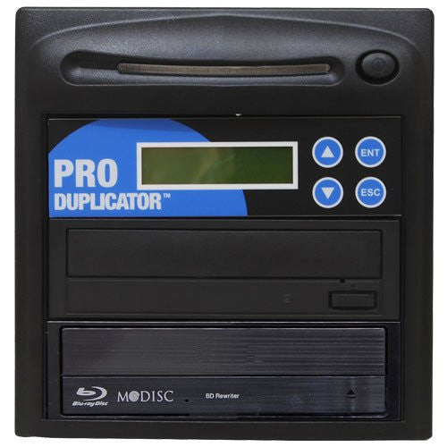 Produplicator Blu-ray BDXL M-Disc Duplicator SATA Burner - 1 to 1 (ESBR01)  / None / None