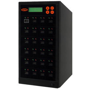 SySTOR 1:23 Multiple eUSB (Embedded USB) Memory Card Duplicator / Drive Copier - (SYS-eUSB-23) - Duplicator Depot