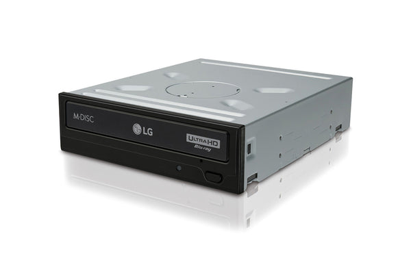 LG WH16NS60 16x Internal Blu-ray BDXL M-Disc Burner Drive with UHD Ultra High Definition 4K Playback - Duplicator Depot