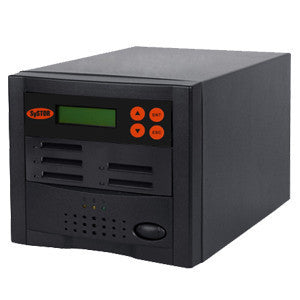 SySTOR 1:4 Multiple CFast (Compact Fast) Memory Card Duplicator / Drive Copier 150MB/sec - (SYS-CFast-4) - Duplicator Depot