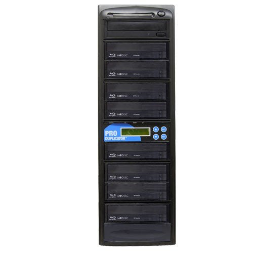 8 Blu-ray M-Disc Duplicators - DuplicatorDepot.com