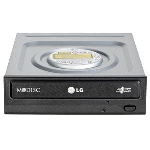 LG GH24NSC0 24X SATA M-Disc Super-Multi DVD CD Rewriter Burner - Duplicator Depot