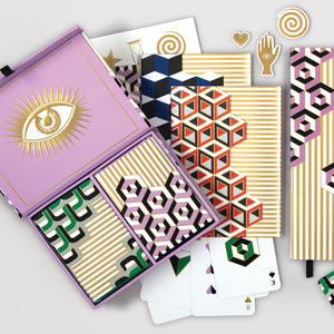 Playing Cards from Galison