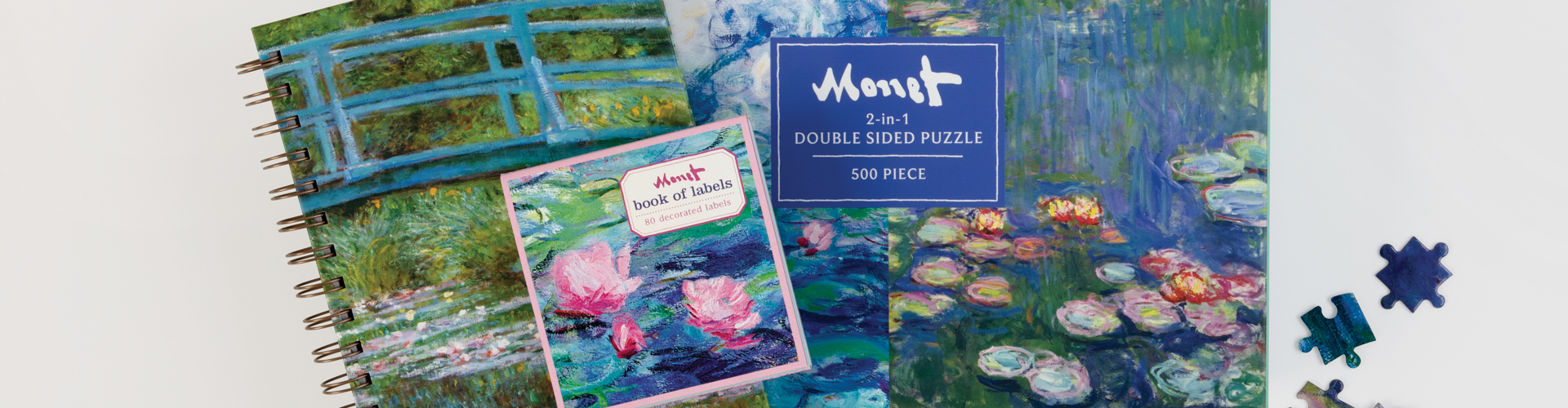 Claude Monet Collection from Galison